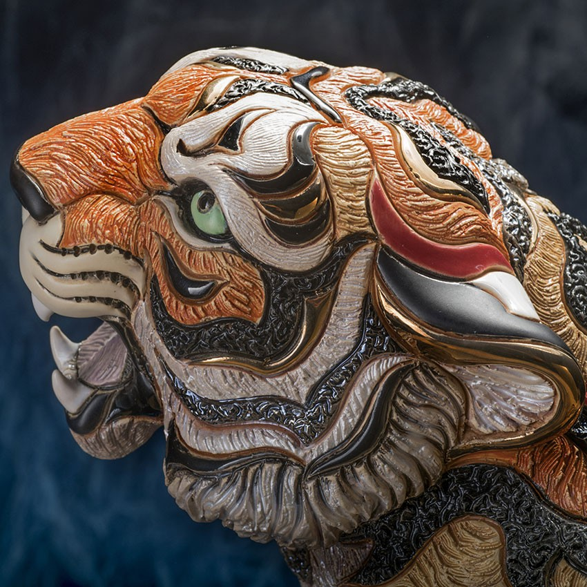 Статуэтка De Rosa 'Тигр' (Ltd 500)